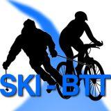 ski en invierno - btt en verano